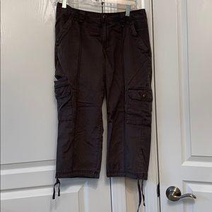 Eddie Bauer Cargo Capri Pants